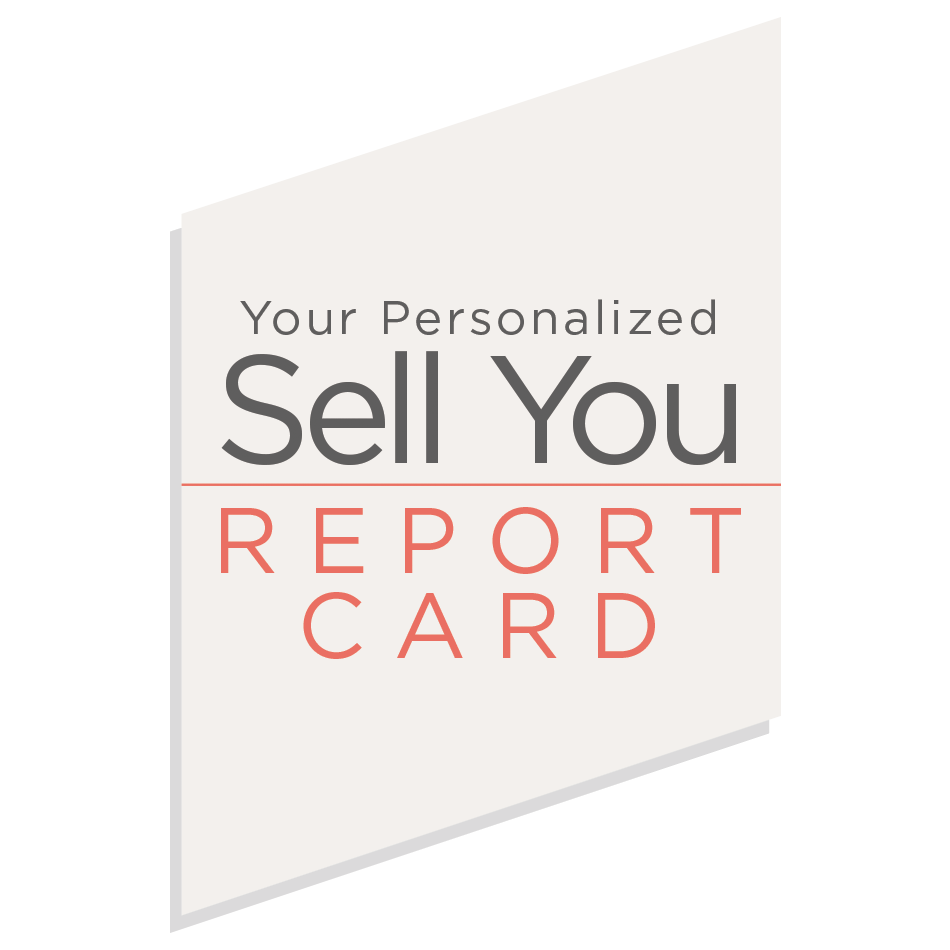 Sell You Report Card Cover